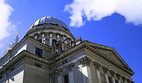Пазл перспективный купол