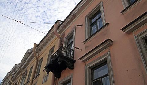 Пазл балконный
