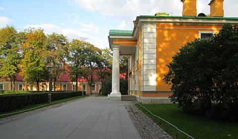 Пазл где-то в Петропавловке