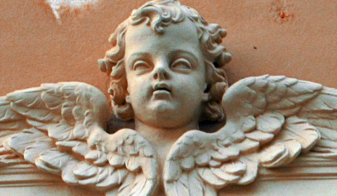 Пазл с ангелом