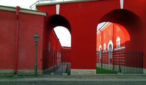Пазл с арками