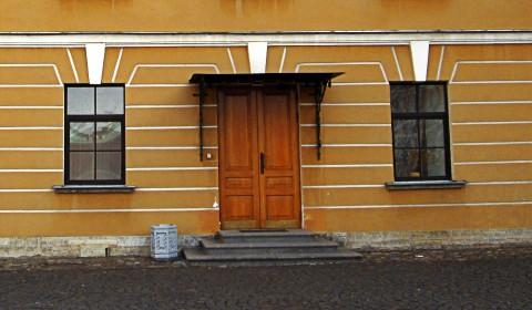 Пазл с дверью и окнами