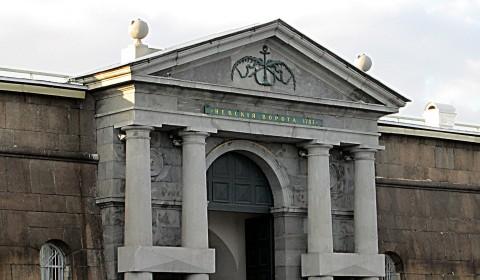 Пазл с Невскими воротами