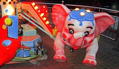 Пазл со слоном