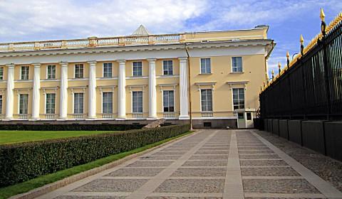 Пазл у Русского музея